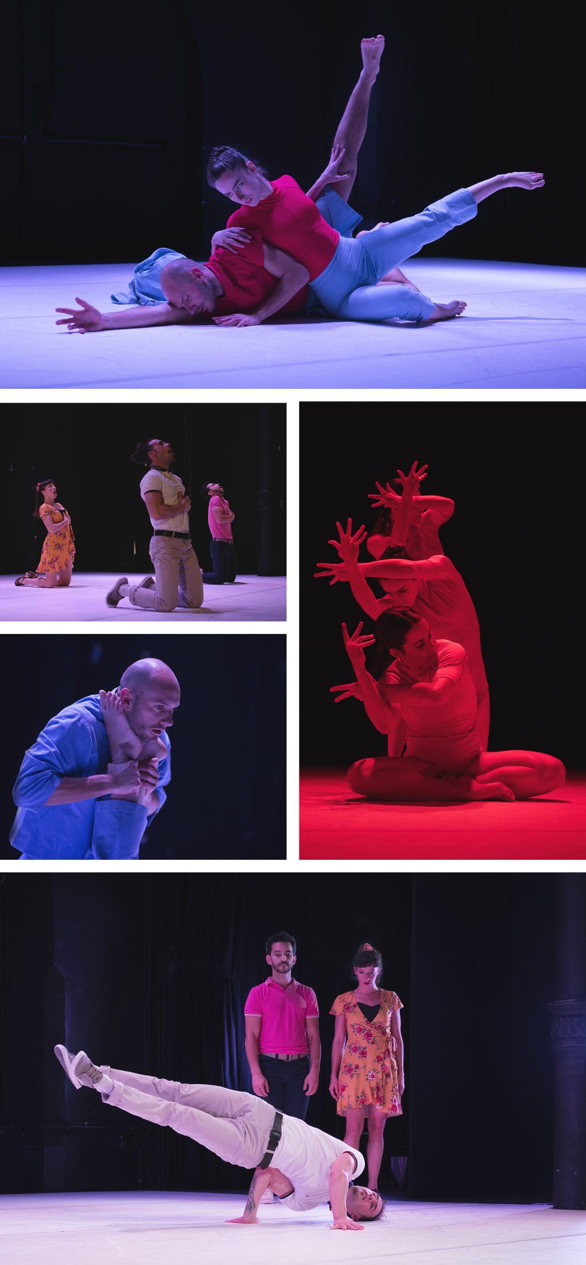 Mai Ibargüen. Reportajes de danza en Zaragoza. Festival Pies para qué los quiero. Teatro del Mercado de Zaragoza
