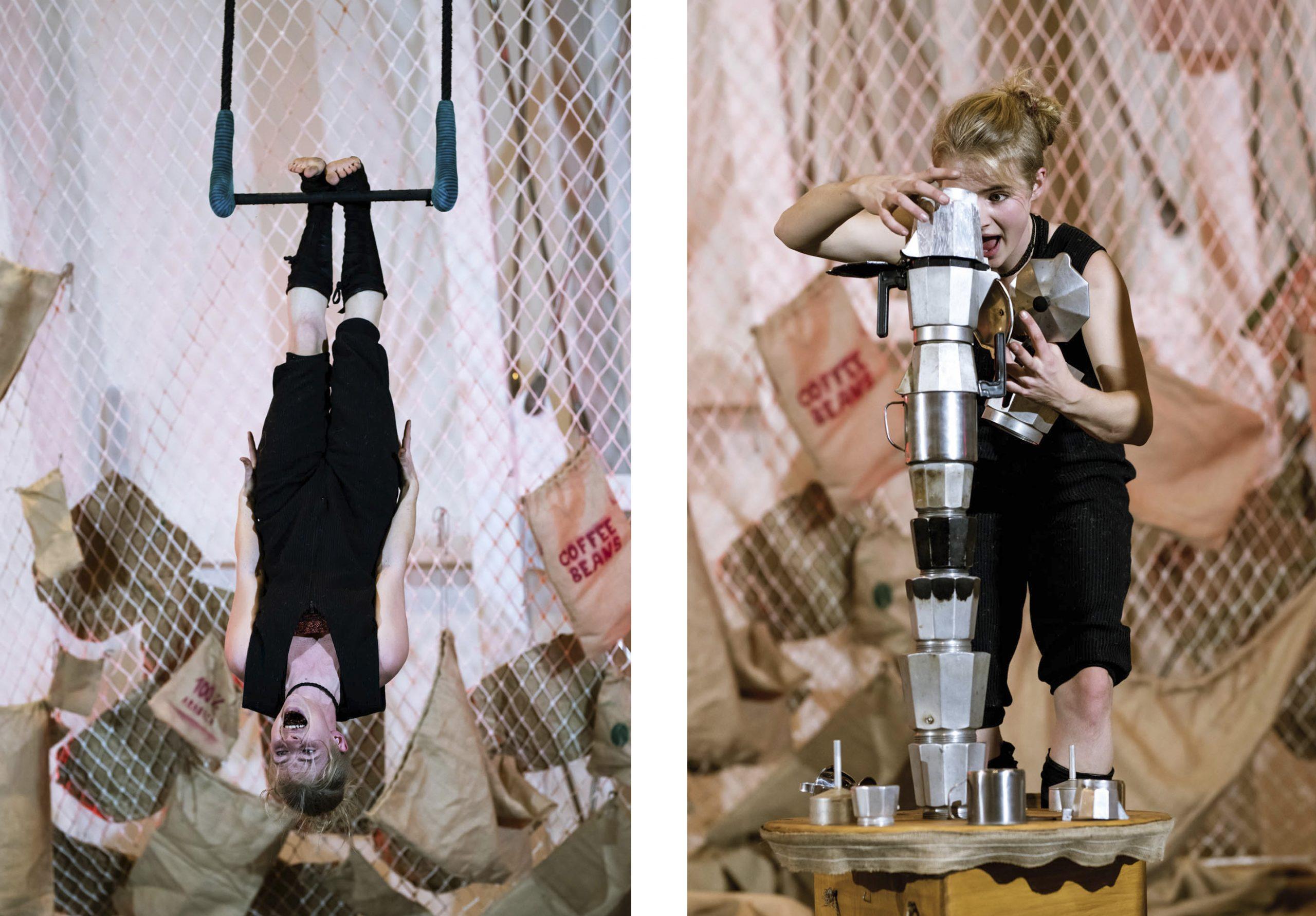 JohannaBlog Mai Ibargüen Circo Fotografía Zaragoza